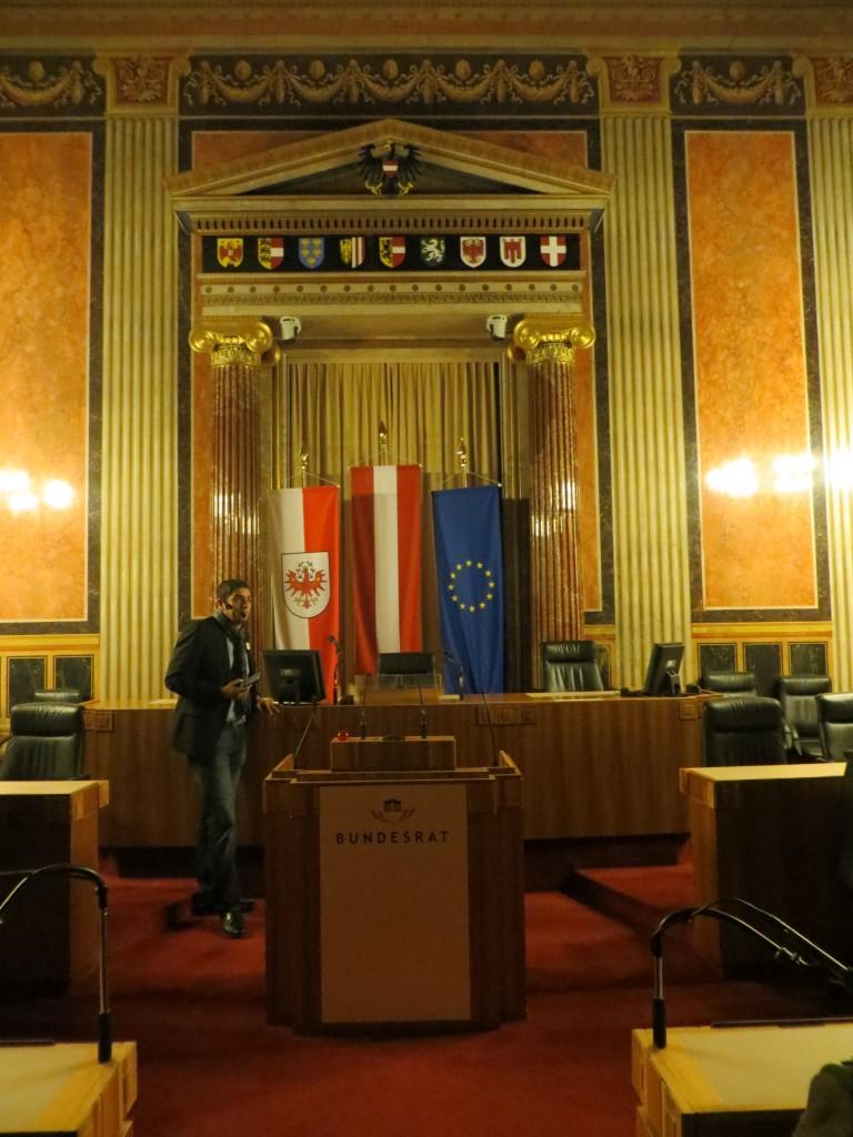 Bundesratssitzungssaal